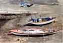 Hauled Whaling Boat